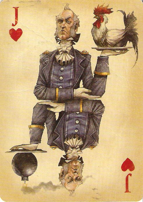 Image - Jack of Hearts.jpg - The Fable Wiki - Fable, Fable ...