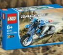 8370 Nitro Stunt Bike