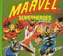 Marvel Super-Heroes Annual Vol 1 1