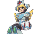 Mega Man X: Command Mission Character Images