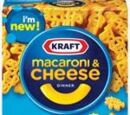 Kraft Phineas and Ferb Macaroni & Cheese