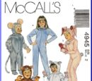 McCall's 4945 A