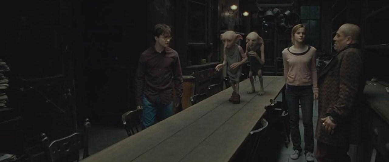 Dobby Kreacher Mundungus