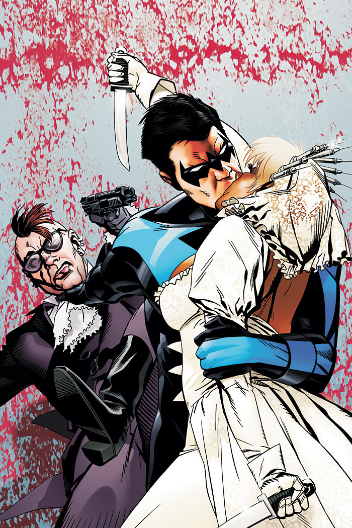 bride and groom dc comics database