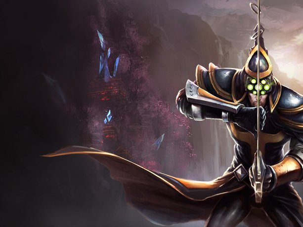 Master Yi SkinsTrivia - League of Legends Wiki - Champions  Items    Assassin Master Yi In Game