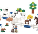 9228 Farm Animals Set
