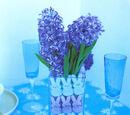 PEEPS Spring Table Centerpiece