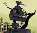 Robo-Zilla