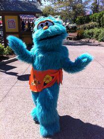Rosita walk-arounds - Muppet Wiki