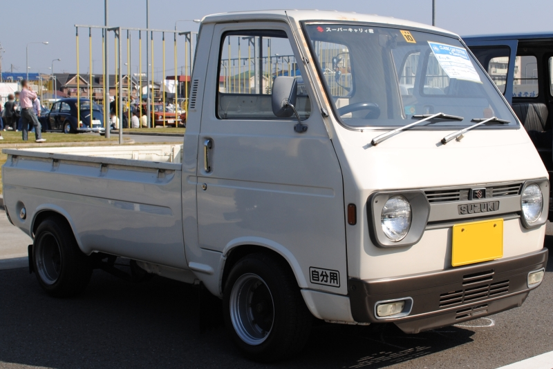 Suzuki Carry For Sale South Africa