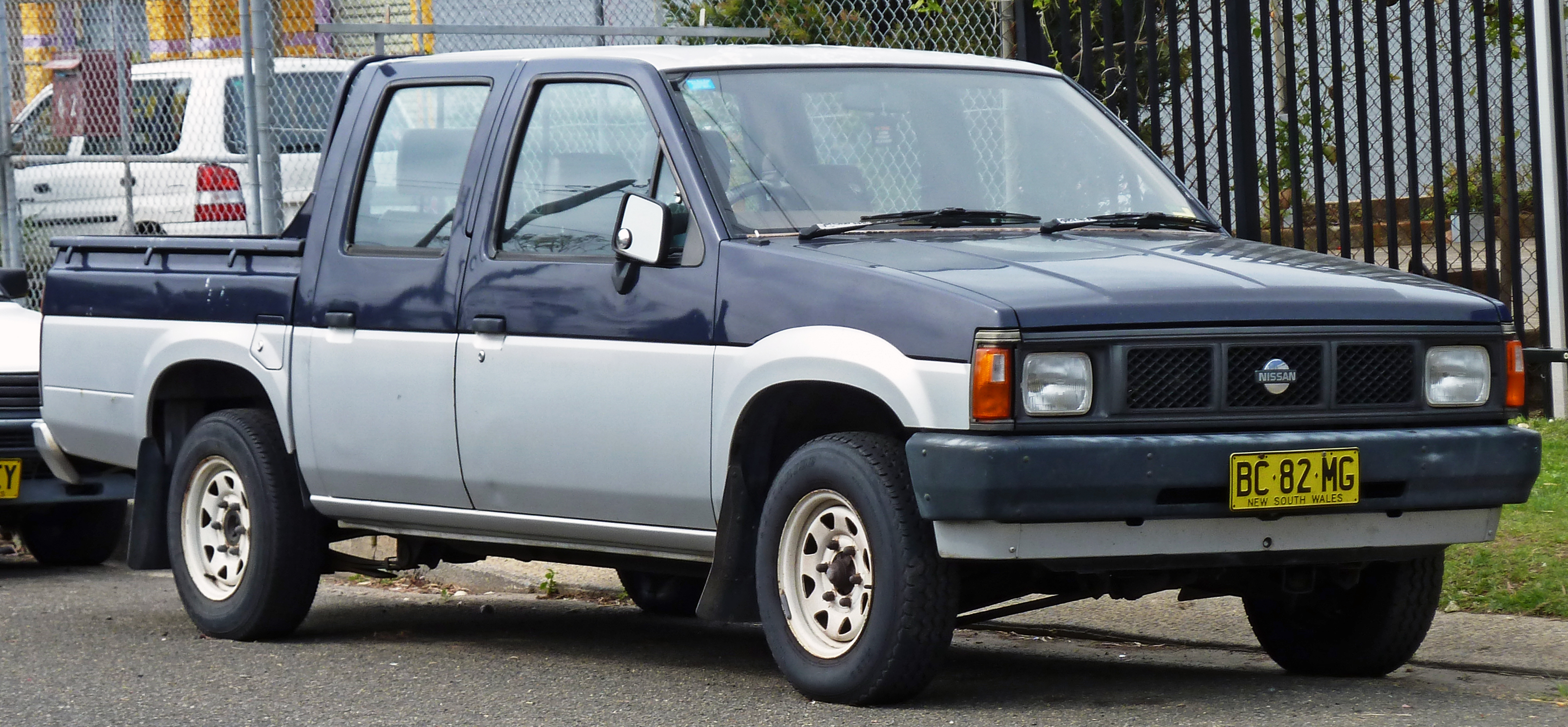 Nissan Hardbody Truck Tractor Amp Construction Plant Wiki