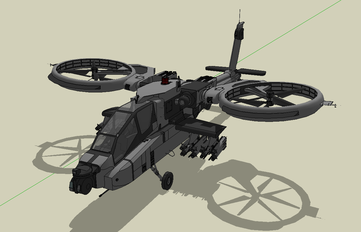 Future Military Helicopters