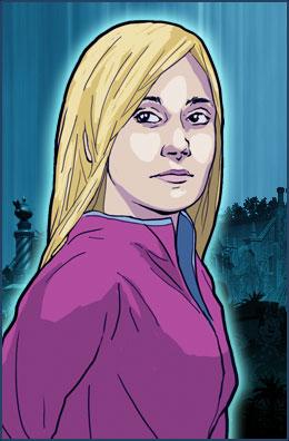 Kingdom Keepers Characters Charlene Turner