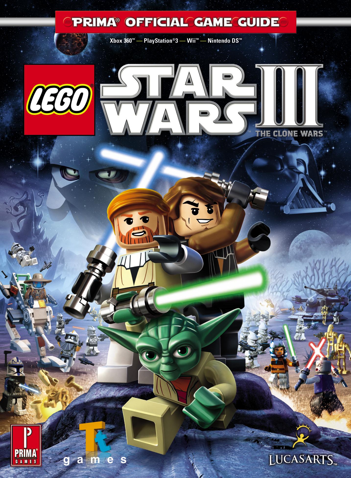 LEGO Star Wars III: The Clone Wars - Walkthrough - DS - By ...