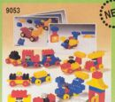 9053 DUPLO Basic Vehicles