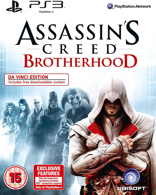 Ebook assassins creed brotherhood