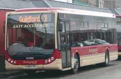 Safeguard Coaches YJ06 FXM