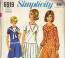 Simplicity 6919 B