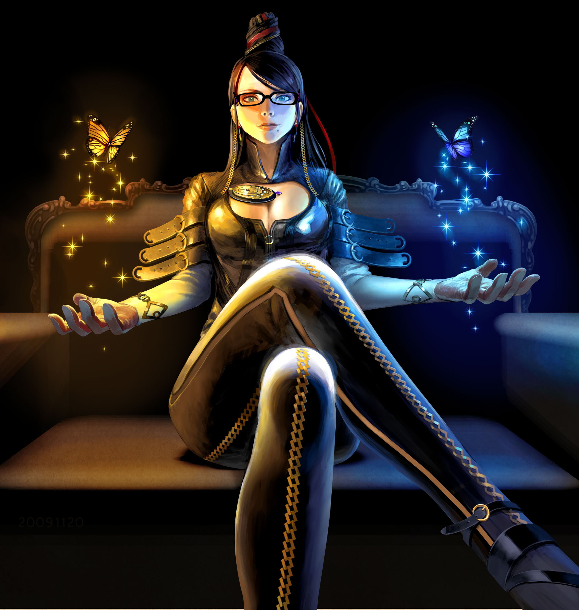 Bayonetta Fan Art Fan Art And More