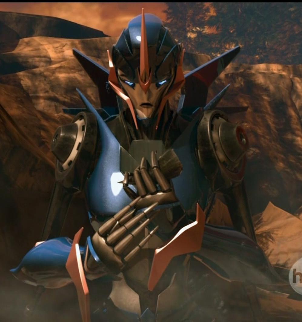 transformers prime meet arcee autobot