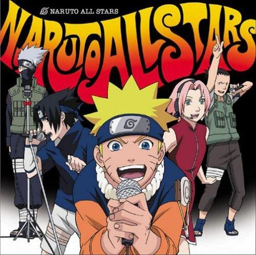 Naruto Instrumental: NARUTO ALL STARS