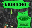 Groucho the Duck