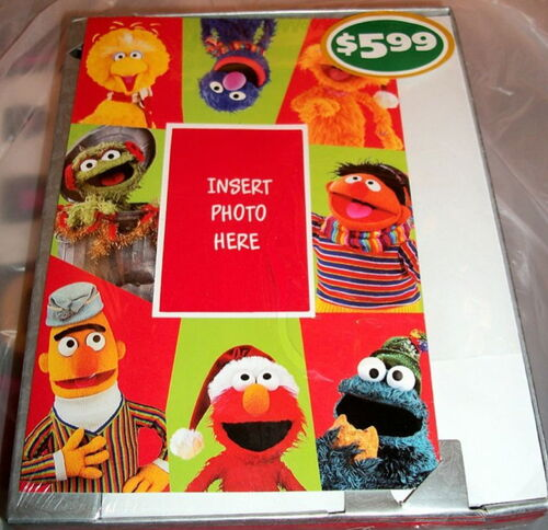 Sesame Street Christmas Cards (American Greetings