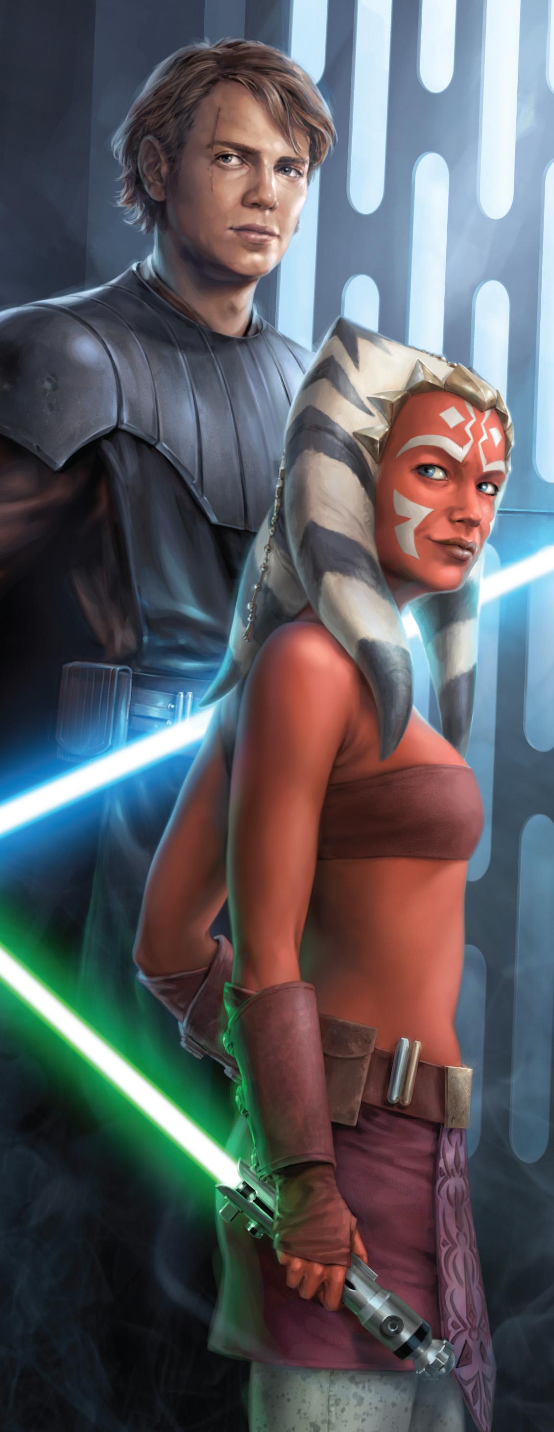 Star wars clone wars nude osuka anime galleries