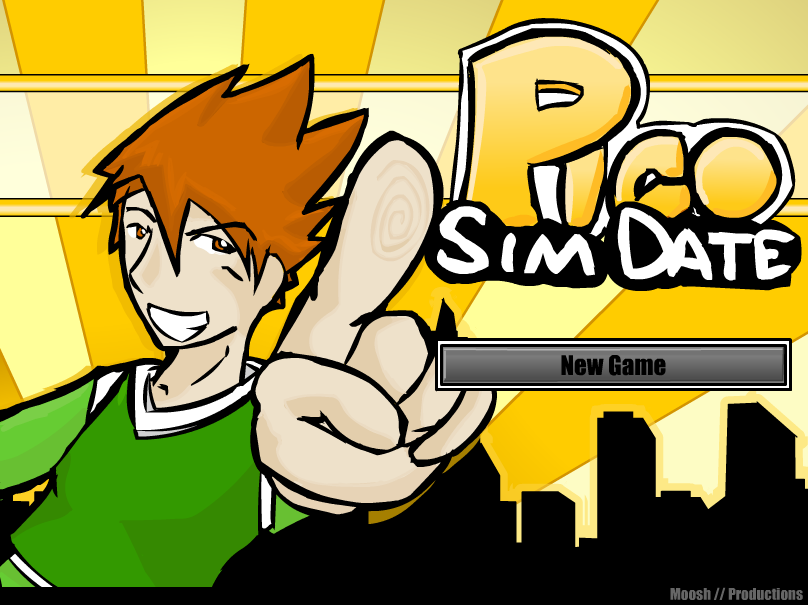 Pico Sim Date lt3  Newgroundscom