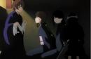 Shu and Rukia rescue Rurichiyo's servants.png