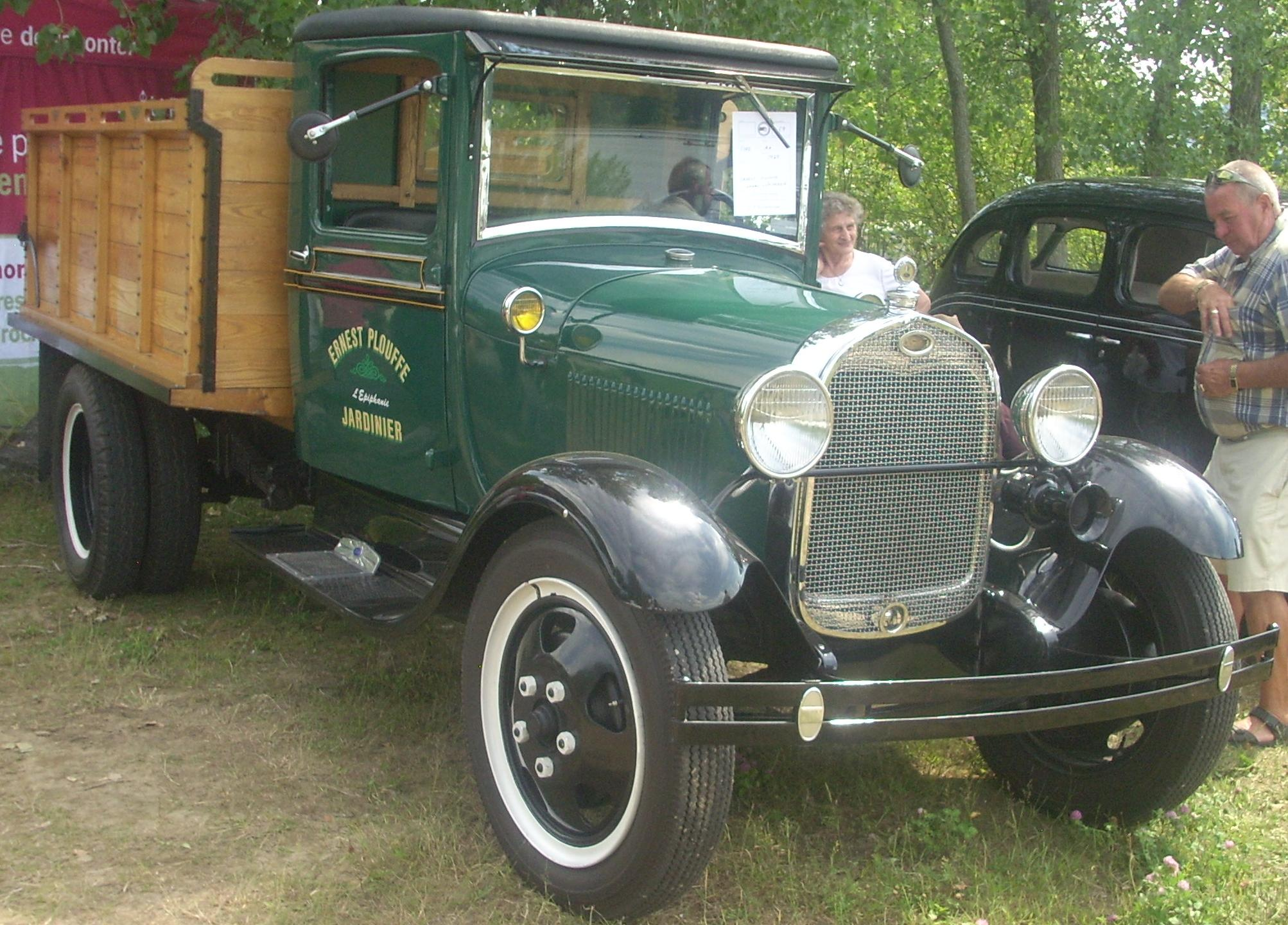 Ford Model AA - Tractor & Construction Plant Wiki - The classic