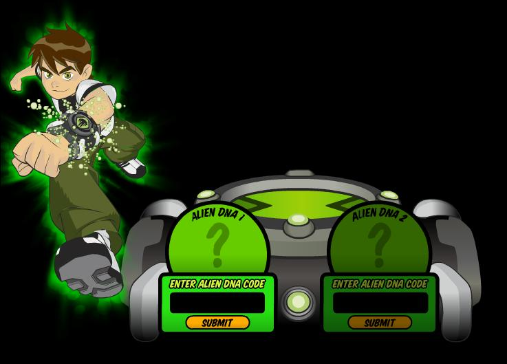 Ben 10 DNA Lab Planet The Ultimate Resource