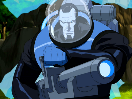 Mister Freeze - Young Justice Wiki: The Young Justice ...