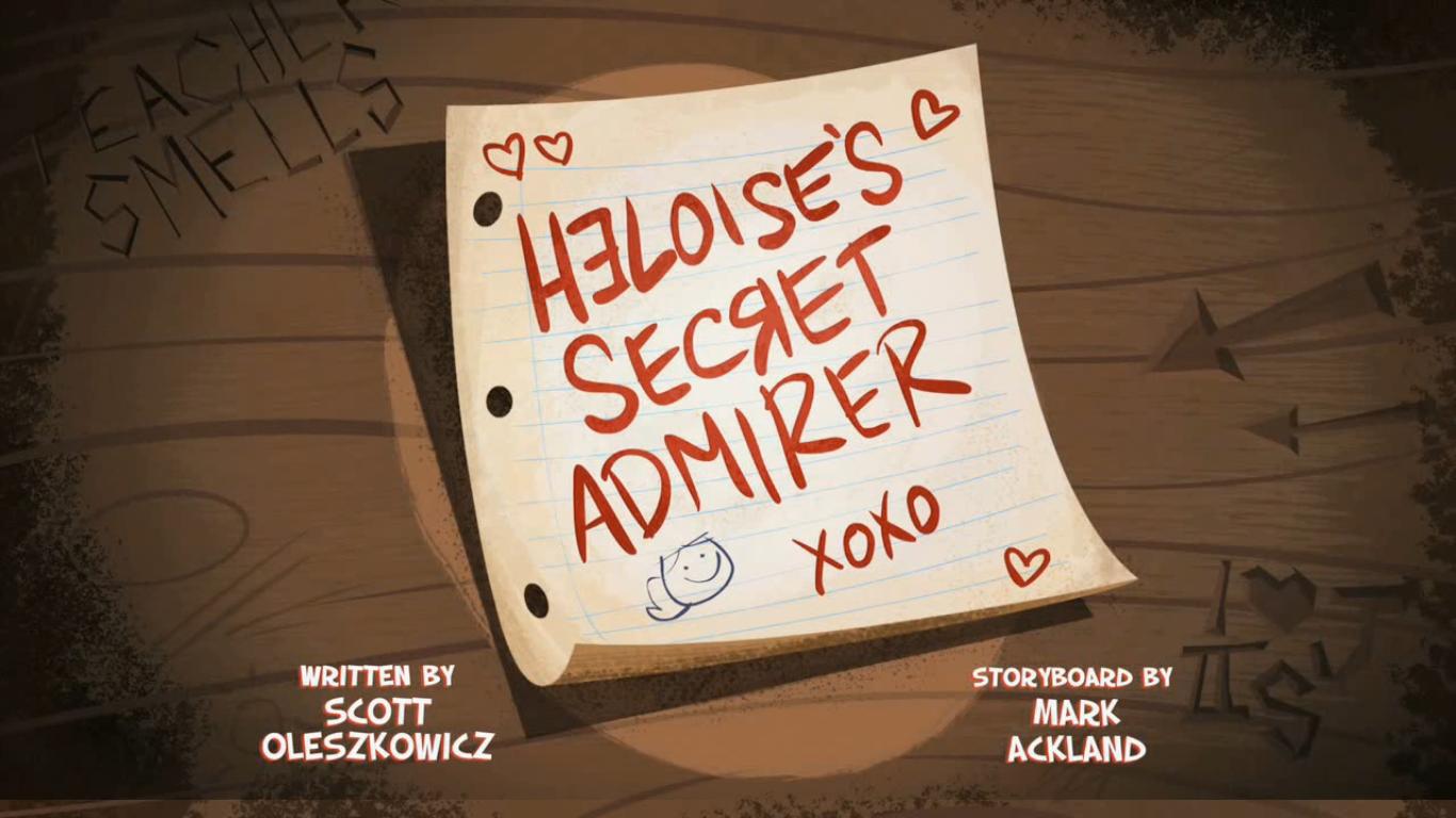 Secret admirer ideas