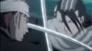 Renji clashes with Byakuya.png