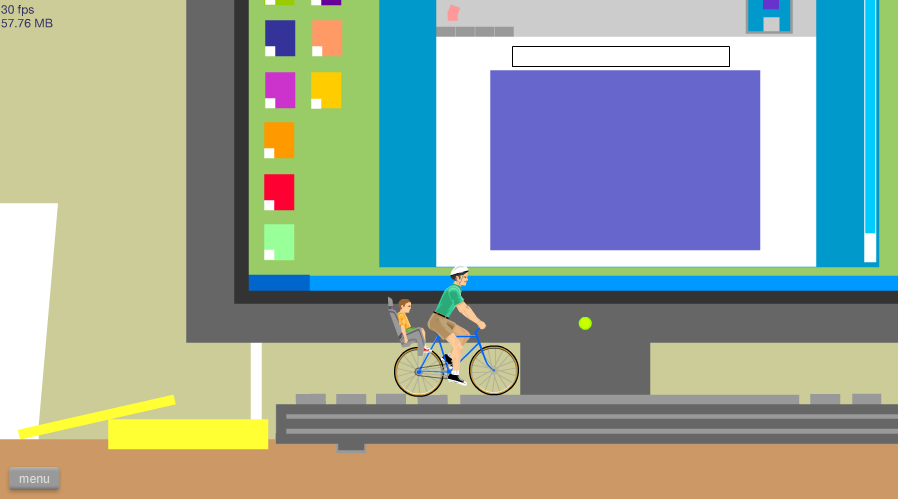 Happy Wheels Featured Levels