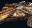 Jedi starships