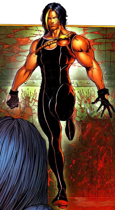 Power Boy (Earth-69) - DC Fan Fiction Wiki