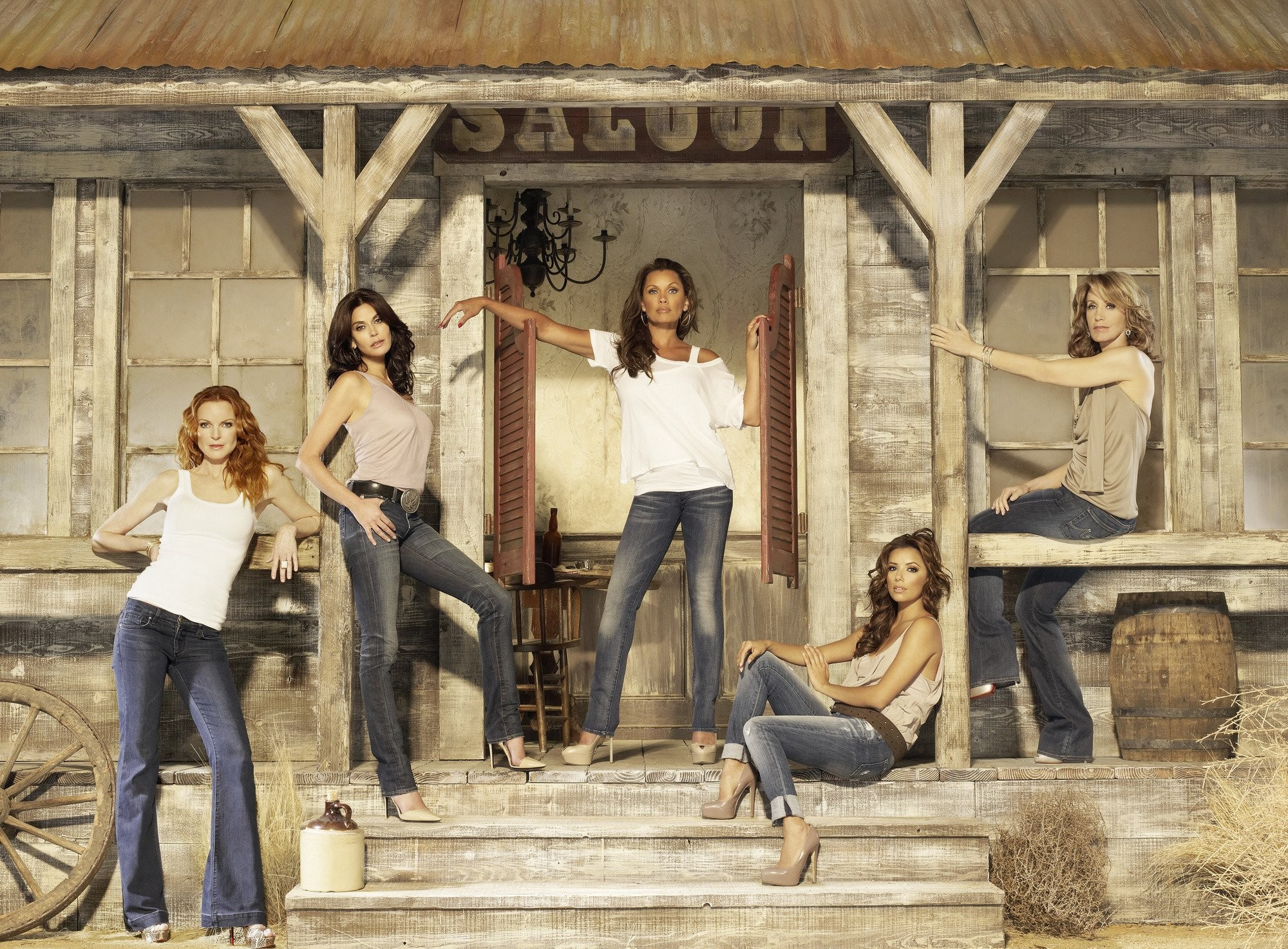 Image - CastS7.jpg - Desperate Housewives Wiki