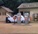 Wally's Filling Station