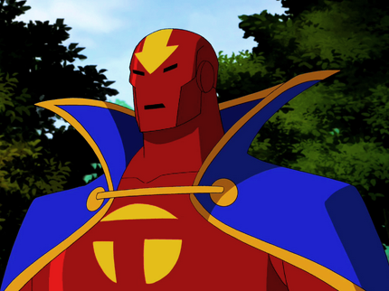 Red Tornado - Young Justice Wiki: The Young Justice ...