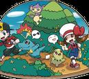 Acompañante Pokémon