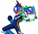 Mega Man Star Force Characters