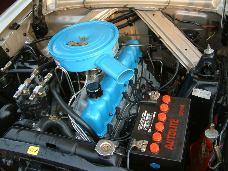 Ford Cid Six Cylinder