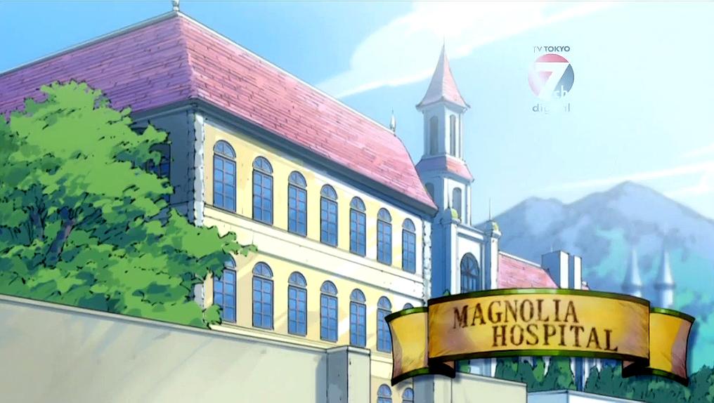 [Ambientação] Hospital Magnólia Magnolia_Hospital