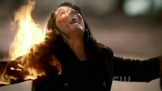 Vampire Diaries Burning