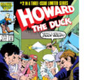 Howard the Duck: The Movie Vol 1 2