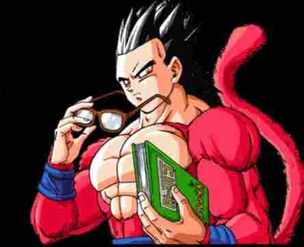 User blog bardockgoku ssj4 adult gohan dragon ball wiki - Dragon ball gohan super saiyan 4 ...