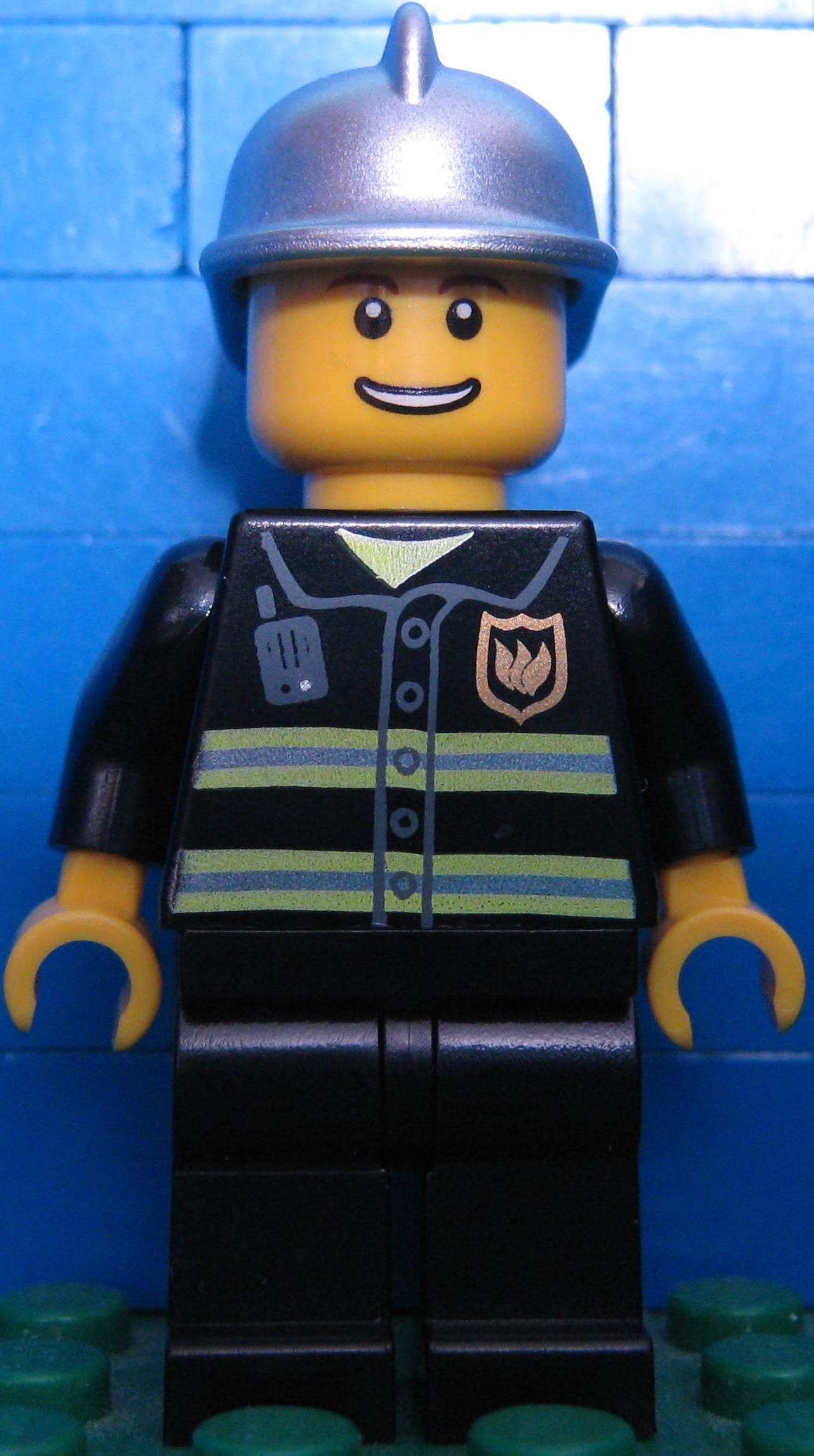 Fireman Brickipedia The Lego Wiki