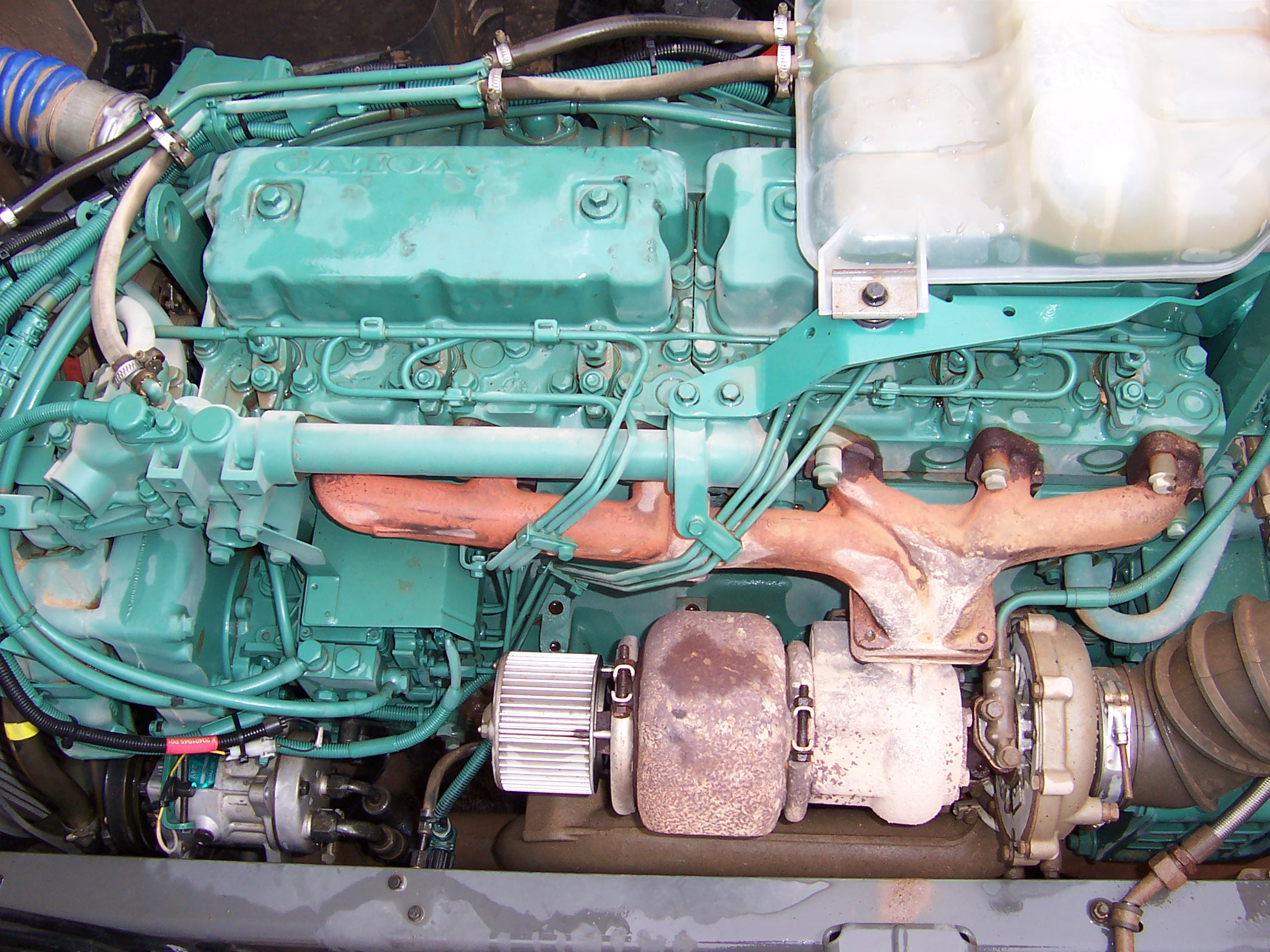 Volvo Fl Series Tractor Amp Construction Plant Wiki The